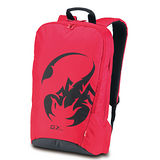 GX Gaming GB-1750 輕質多層次玩家級遊戲後背包(紅色)
