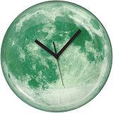 《KIKKERLAND》Moon 夜光月圓時鐘