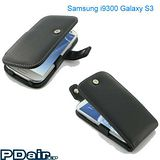 Samsung i9300 Galaxy S3 專用PDair高質感側翻 / 下掀式手機皮套