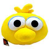 美國芝麻街【Big Bird】大頭立體抱枕