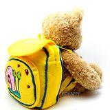海綿寶寶【小蝸軟式背包】黃色