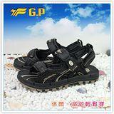 【G.P】阿亮代言~男/女-排水功能休閒涼鞋 G7210-72(杏色)共三色