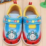 【童鞋城堡】湯瑪士透氣度100休閒鞋{台灣製造}TH5081