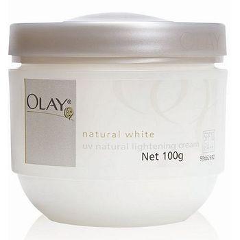 歐蕾OLAY防曬淨白乳霜100g(SPF18/PA++)