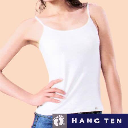 【HANG TEN】舒適素面小可愛女用背心~6件組