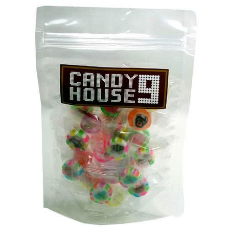 《CANDY HOUSE 9》手工造型彩繪糖(100g)