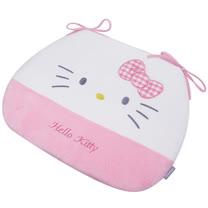 【享夢城堡】Hello Kitty Face系列-舒適坐墊