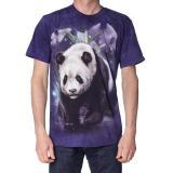 『摩達客』(預購)美國進口【The Mountain】自然純棉系列 熊貓群設計T恤