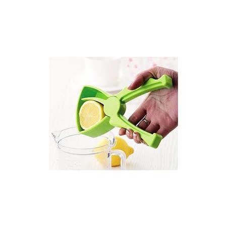 【PS Mall】環保又健康DIY動手 榨果汁簡易擠壓手動漏滴式榨汁器 檸檬/柳橙 (J246)
