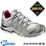 【索羅門 SALOMON】女款 山徑越野系列 XA PRO 3D ULTRA 2 GTX 防水透氣輕量越野鞋