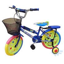 發泡越野腳踏車 ( 藍 / 紅 )