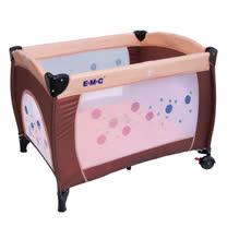 EMC遊戲床(平安藍/時尚咖/幸福紅)