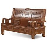 《顛覆設計》歌瑪實木雙人沙發