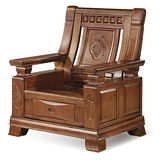 《顛覆設計》德夫實木單人沙發
