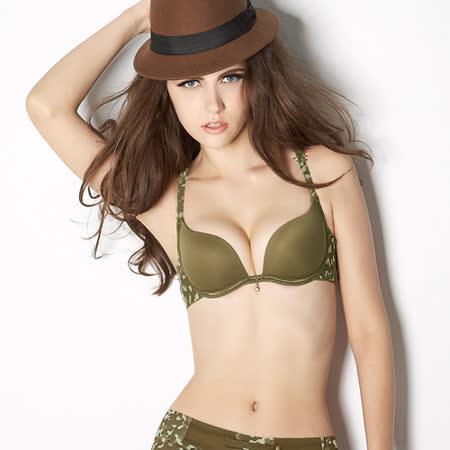 【瑪登瑪朵】RA0167 狠迷人  B-D罩杯內衣(少蔚綠)