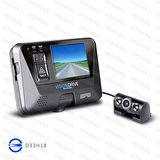VISIONDRIVE LIVE-8900W 雙鏡頭行車記錄器