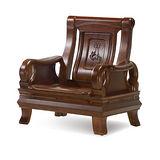 《顛覆設計》莫谷實木單人沙發