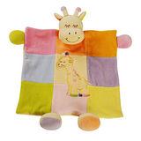 澳洲baby bow-長頸鹿彩色安撫口水巾