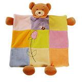 澳洲baby bow-熊寶寶彩色安撫口水巾