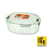 鍋寶巧廚方形便當盒(16CM)SSB-604