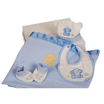 澳洲baby bow-寶貝4入禮盒