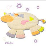 澳洲baby bow-牛媽媽保暖遊戲毯