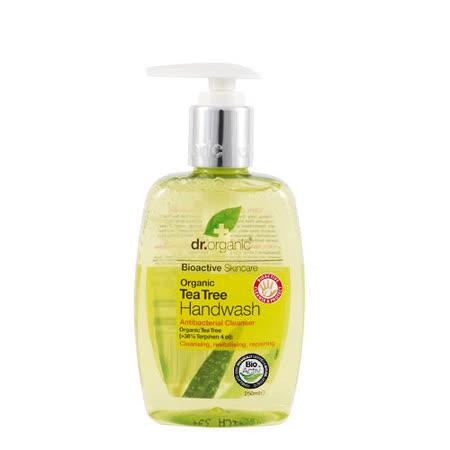 [任選]Dr.Organic丹霓珂 活性茶樹AT洗手乳
