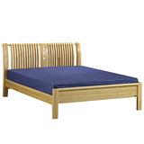 樟子松6尺雙人床台