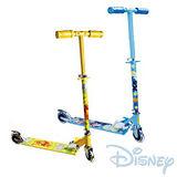 《購犀利》美國品牌【Disney】兩輪閃亮滑板車-米奇、維尼