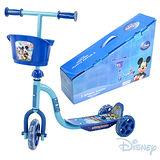 《購犀利》美國品牌【Disney】可愛籃子三輪滑板車DC1011-米奇