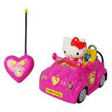 Hello Kitty 遙控小跑車