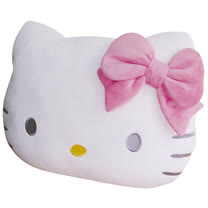 【享夢城堡】Hello Kitty頭型抱枕