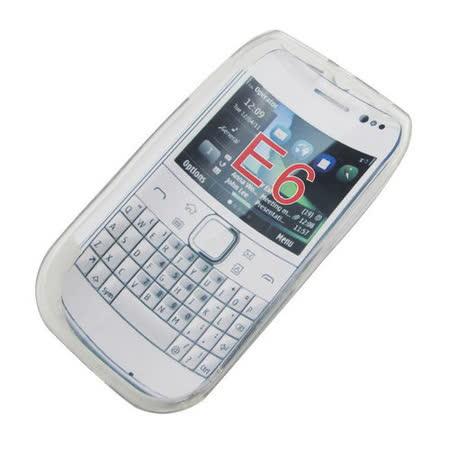 Nokia E6 手機保護清水套(買1送1)