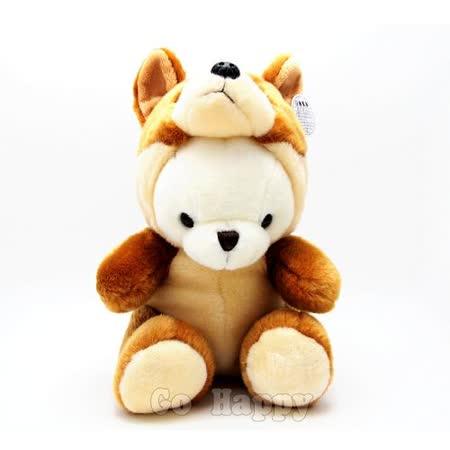 變裝泰迪熊【柴犬造型】小