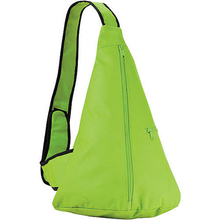 《XDDESIGN》三角輕便斜背包(綠)