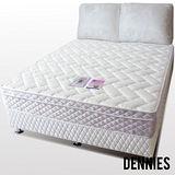 【丹妮絲名床】硬式獨立筒六星級5尺雙人床