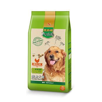 統一寶多福美食犬餐-雞肉3.5Kg
