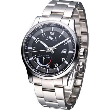 MIDO Multifort 動力儲存 機械腕錶(M0054241105202)