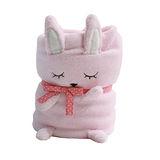 甜心兔可愛造型毯/嬰兒蓋毯/午睡毯/冷氣毯