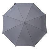 【好傘王】日系型男自動傘(灰色)