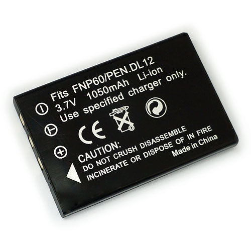 Fujifilm NP-60 NP60 專用電池 1050mAh