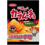 《湖池屋》卡辣姆久平切勁辣唐辛子洋芋片160g
