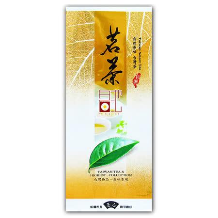 (任選)【名池茶業】梨山特品手採高山茶(輕巧包)