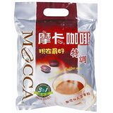 摩卡MOCCA現在最好-3合1咖啡隨身包-特 調6g*30入/袋