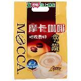 摩卡MOCCA現在最好-4合1咖啡隨身包-拿 鐵8g*25入/袋