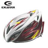 Exustar 22孔自行車專用安全帽 (紅)