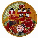 東和好媽媽麻辣蕃茄汁鯖魚225g*3入