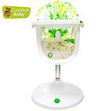 Creative Baby - New Circle 氣壓式餐椅-綠色