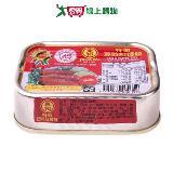 東和好媽媽特製豆鼓紅燒鰻100g*3入