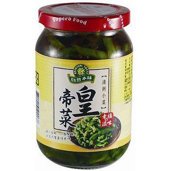 自然本味清粥小菜皇帝菜380g